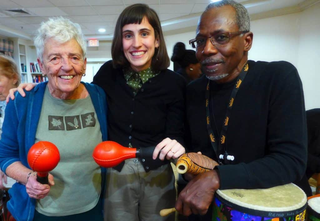 music therapy goddard assisted living