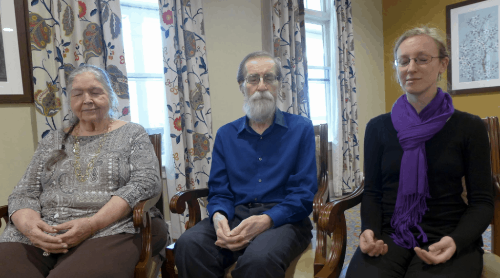 Mindful Aging classes at Goddard House