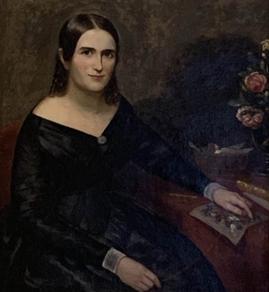 Portrait of Matilda Goddard
