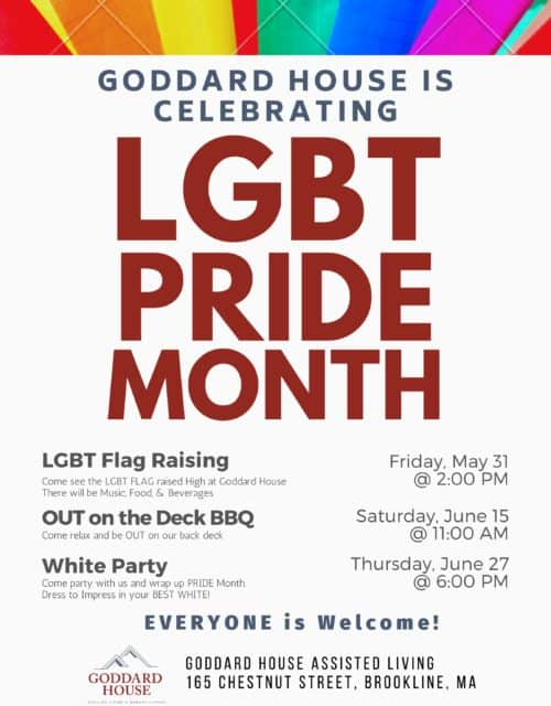 Celebrate Pride Month at Goddard